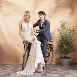 Anzug, Kuhn, Bräutigam, Hochzeit, Vintage, Karo