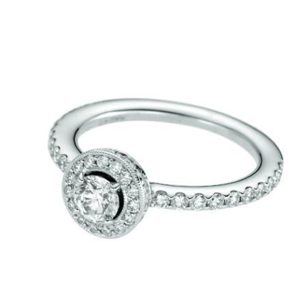 Ring, Verlobungsring, Wempe