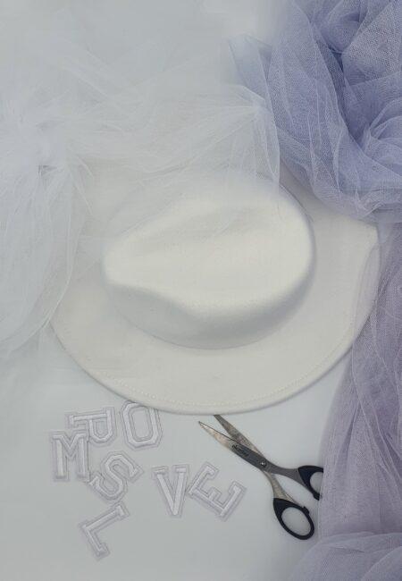 Hut, Schleier, DIY, Braut, Hochzeit, Bridal Look