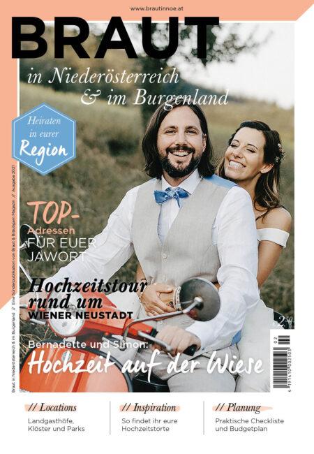 Braut in Niederösterreich und im Burgenland, Regionalmagazin, Hochzeit in Österreich