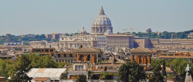 Rom, Minimoon, Skyline, Urlaubsfoto